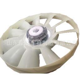 曼發動機電控硅油風扇總成  德國曼發動機風扇離合器價格廠家圖片