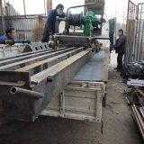 廠家定做預製樑拉模成型機 水泥樑內振式拉模機 實心樑內震機
