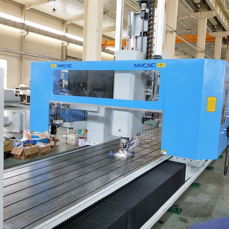 铝型材数控三轴加工中心工业铝深加工数控设备支持定制