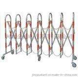 伸缩片式安全围栏/不锈钢伸缩围栏价格