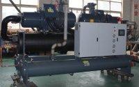 博盛超低溫螺桿式冷水機組