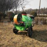 供应志成推车式汽油打药机园林绿化洒水机