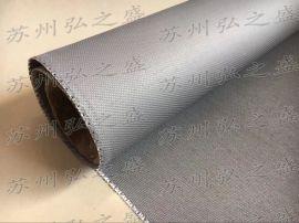 挡烟垂壁防火布 硅钛高温布 硅酸钛金防火布