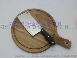 陽江刀具廚房不鏽鋼砍骨刀  廠家直銷現貨供應