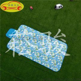 厂家直销600D牛津布沙滩垫,户外春游野餐垫防潮垫