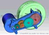 掃卷吸拖四合一掃地機器人齒輪箱設計與制造廠