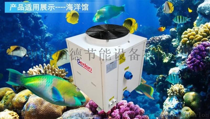 5P风冷开放式冷水机鱼池鱼缸海鲜恒温机厂家