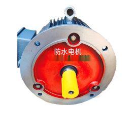 皮带减速电机,YLT180L-4/22KW防水皮带减速电机