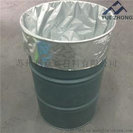 铝箔化工胶水圆底包装袋