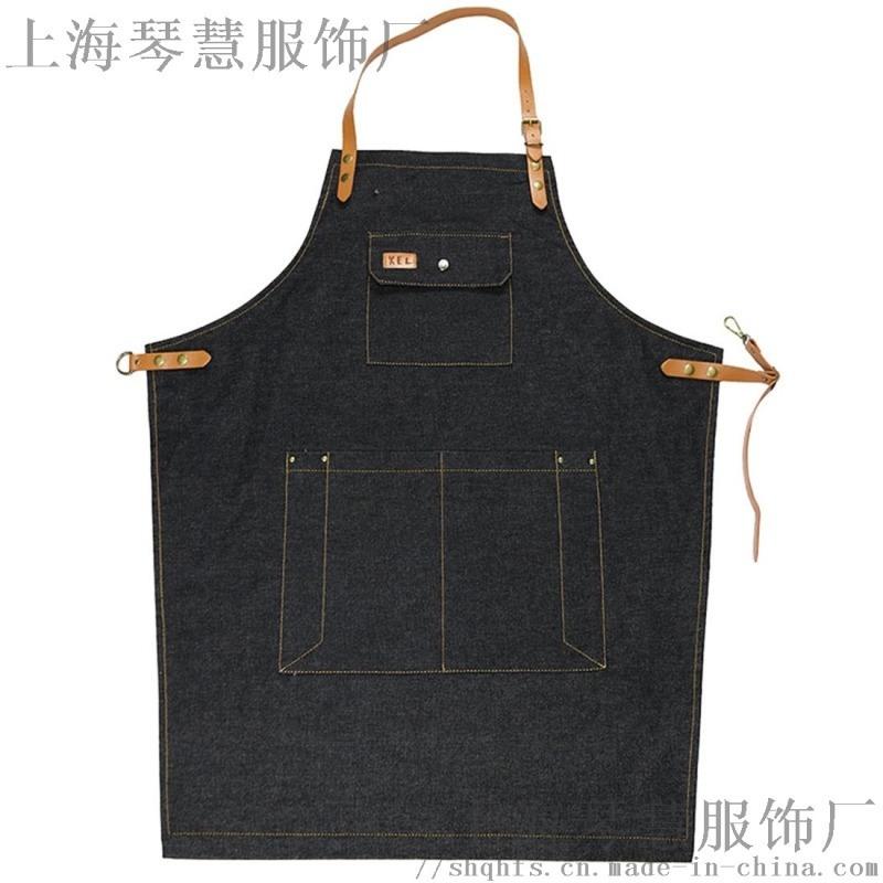 圍裙廣告圍裙上海實體工廠