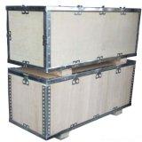 鋼邊包裝箱定做     13651386528
