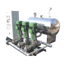 无负压变频给水设备,变频无负压叠压管中泵,恒压变频管中泵
