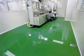 深圳环氧树脂滚涂地板