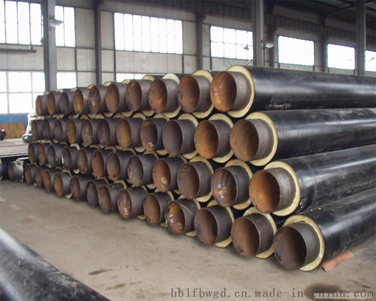聚氨酯DN-100保温管 玻璃钢保温管 集中管道聚氨酯保温管