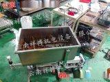 XBGZJ-3000N卧式酱类灌装机(带卧式搅拌桶)