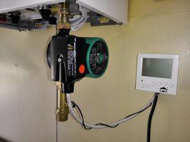 热水循环器 家用热水循环系统 一周编程防干烧防冻防抱死功能