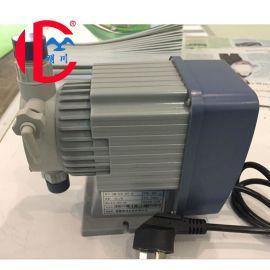 厂商直销电磁隔膜计量泵水处理计量加药耐腐泵小型流量调节计量泵