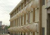 嘉兴工厂排风降温系统
