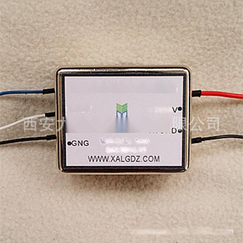 高压线性电源直流HvW12X-3000Nv50~3000V可调50X40X25Mm电流1mA