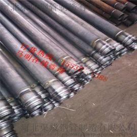 钢花管注浆说明Q235钢花管常规规格报价