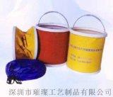 深圳廠家專業定製廣告摺疊水桶