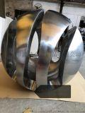 不锈钢多曲面镂空球体雕塑制作工艺流程