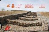 堤破格賓網護腳、河道岸坡防護格賓石籠、格賓籠