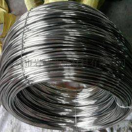 杭州304L不锈钢弹簧线  方线 半圆线 碳钢扁线 椭圆线