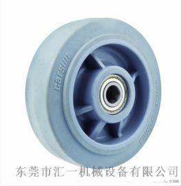 厂家直销   重型6寸  静音轮  人造胶轮