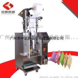 广州中凯厂家直销发热包无纺布,三边封口粉剂包装机