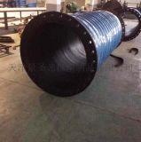 耐磨夹钢丝夹布胶管喷砂耐压胶管输沙输水泥胶管