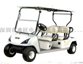 鑫躍4座電動觀光車XY-C2+2