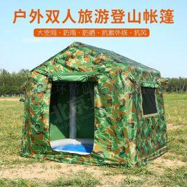 定制充气帐篷户外帐篷指挥帐篷户外旅游小型充气帐篷