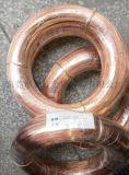 厂家直销紫铜线 T2优质导电紫铜线 紫铜丝零卖