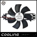 深圳酷宁12025支架电磁炉直流散热风扇 厂家直销