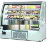 泰安展示柜|银都超市冷藏展示柜