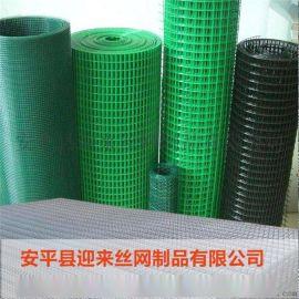 电焊养殖网 绿色塑料网 塑料电焊网