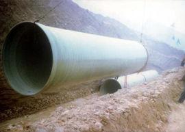 河北昊润专业生产玻璃钢夹砂管 压力管道