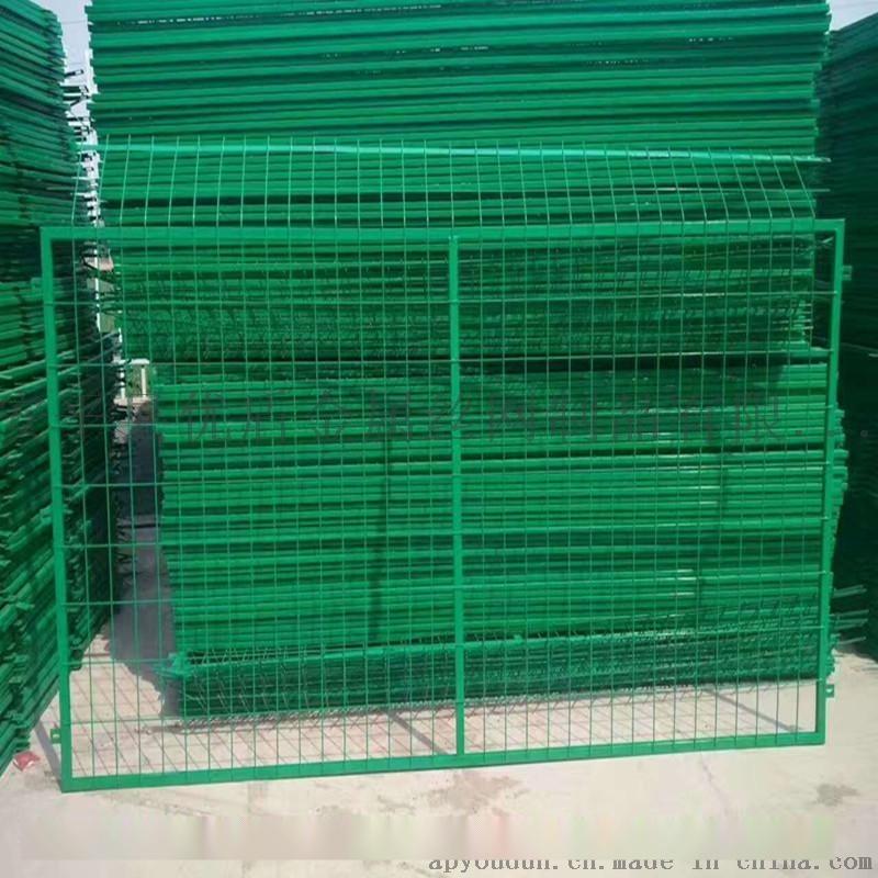 高速公路护栏网 道路护栏 边框护栏网 围山护栏网