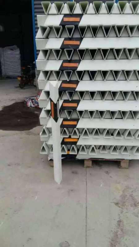 粮食生产功能区标志桩玻璃钢环境保护标志桩重量