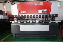 AMADA小型下动式折弯机OG-100T数控机床
