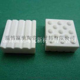 磨耗低耐高温耐腐蚀高铝陶瓷衬片