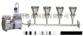 GLC系列多聯不銹鋼溶液過濾器