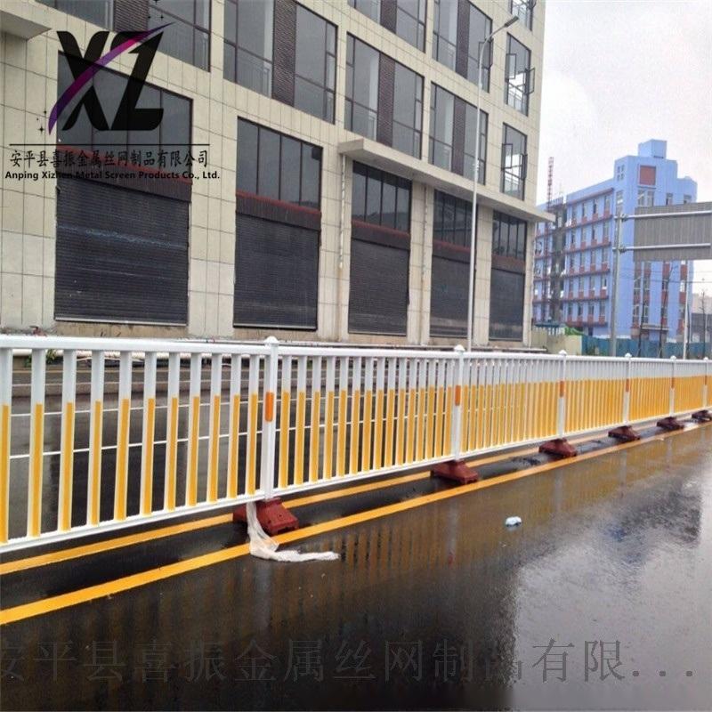 厂家供应道路护栏、河北公路市政护栏、安平道路护栏