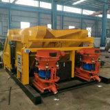 吊裝幹噴機組/聯合上料幹噴機組/吊裝噴漿機組現貨供應