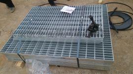 厂家定制地下室高空塔平台工艺液压热镀锌钢格板钢格栅