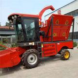 自走式青貯機,125馬力玉米秸稈青儲機
