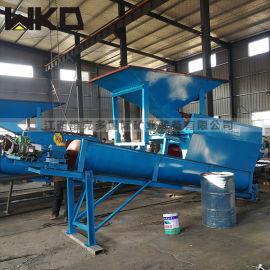现货供应750型螺旋洗砂机 搅拌站洗砂生产线