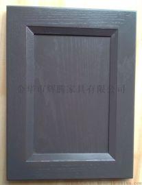 原木橱柜门
