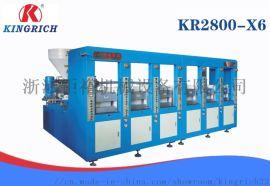 全自动多功能EPR橡胶注射成型机(KR2800-X6)